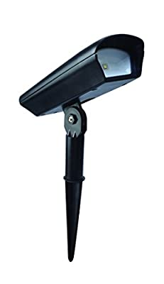 Moonrays Low Voltage Metal Floodlight with 20-Watt Halogen Bulb