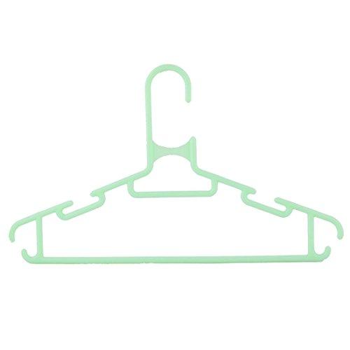 Amazon.com: eDealMax Escudo plástico del hogar al aire Libre antideslizante calcetines Ropa de cuerdas de suspensión 3pcs Verde: Home & Kitchen