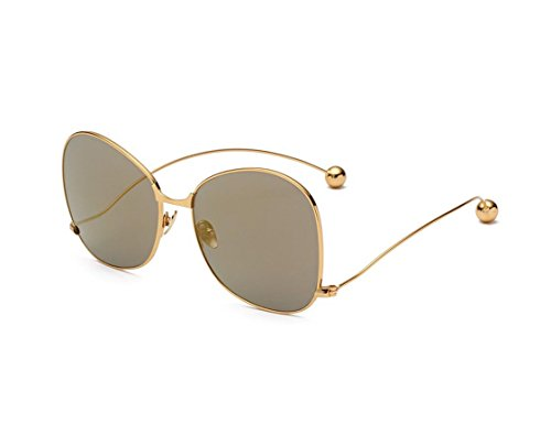 QMOT Retro Classic Polarized Sunglasses (brown, - Hermes Mens Sunglasses
