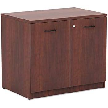 Amazon.com: Series C 66-inch Desk Shell, Auburn arce ...
