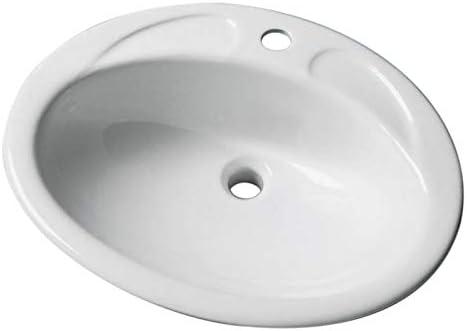 PlaneteBain Soldes Vasque à encastrer Ibiza Blanc PLANETE ...