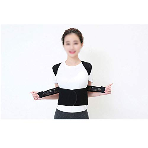 WYNZYHY Protection Belt, Humpback Correction with Scoliosis Correction Clothing Invisible Straight Backsuit Adult Children Students Men and Women Belt (Size : L) by WYNZYHY (Image #5)