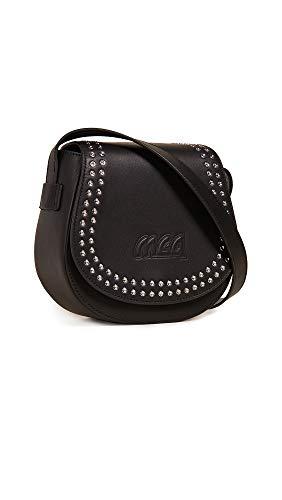 Alexander Mcqueen Handbags - McQ - Alexander McQueen Women's Mini Satchel Bag, Black, One Size