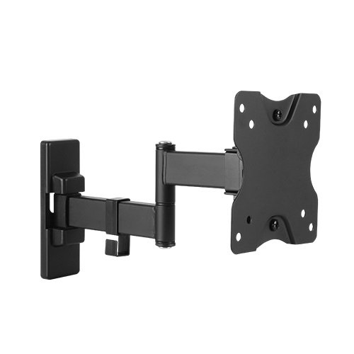 Swing Arm Monitor Mount - Mount World 1060 Black 15