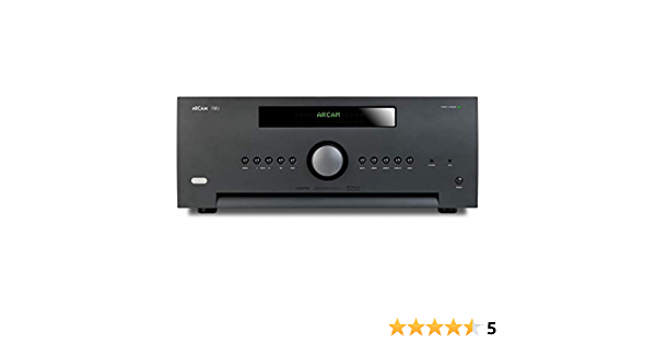 Arcam AVR390 7.2-Channel Home Theater Receiver with IMAX Enhanced Certification and DTS Master-HD Renewed