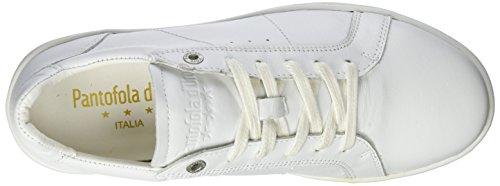 Pantofola dOro Damen Babice Donne Low Sneaker Weiß (Bright White)