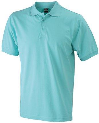Klassisches Hochwertiges Polohemd (S - 3XL) L,Mint