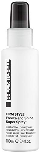 Paul Mitchell Freeze and Shine Super Spray,3.4 Fl ()