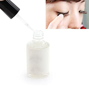 476b40721a0 Amazon.com : 10ml Pro Individual False Eyelash Adhesive Glue Remover Liquid  Debonder Lash New : Beauty