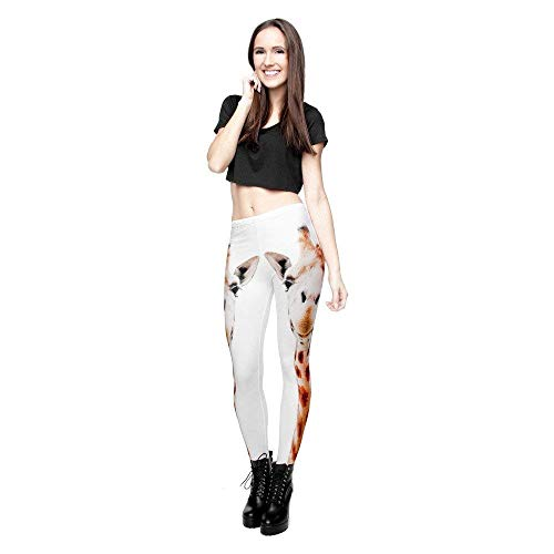 Stampa Elastico Ghiandola 5 Biran 1 Pieces Pantaloni Yoga Vita Alta Leggings Sportiva 3d Sportivi Tuta Unico Di Della Digital Pq07dqw