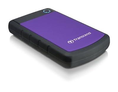 Transcend Storejet Portable USB 3.0 Hard Disk by TRANSCEND