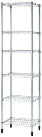 IKEA OMAR - 1 pieza del estante - 46x36x184 cm: Amazon.es: Hogar