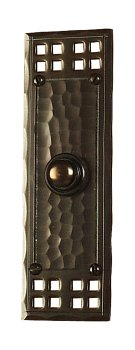 - Pacific Style Door Bell Button (Small)