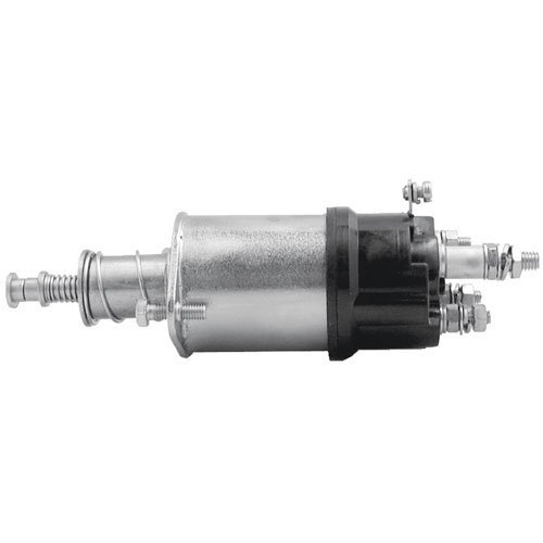 Starter Solenoid - Lucas Style - 12 Volt - 4 Terminal, used for sale  Delivered anywhere in USA