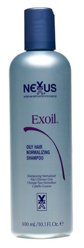 Nexxus Exoil Oily Hair Normalizing Shampoo 10.1 Ounces