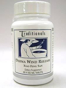 Kan Herbs - Derma Wind Release 60 tabs [Health and Beauty]