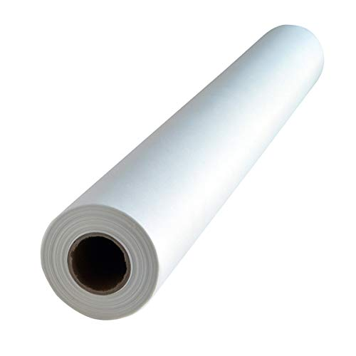 Bee Paper White Sketch and Trace Roll, 12-Inch by 50-Yards