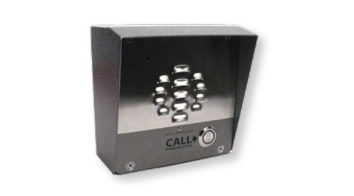 CyberData V3 SIP-enabled IP Outdoor Intercom - Cable - Wall Mount . . . (152516) (Cyberdata Wall Mount)
