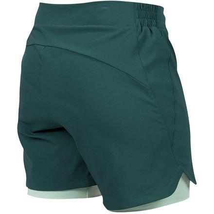 Pearl iZUMi W Journey Shorts, Sea Moss/Mist Green, 6 by Pearl iZUMi (Image #1)