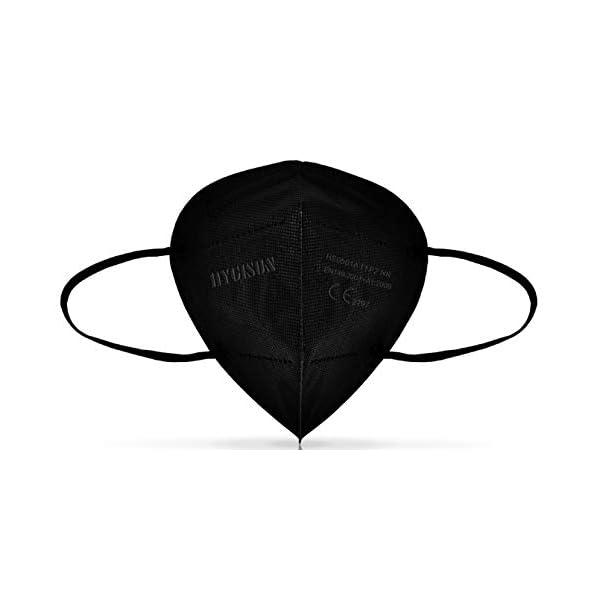 DECADE-Mund-und-Nasenschutz-FFP2-Maske-20-Stck-schwarz-KN95-Atemschutzmasken-Staubmaske-Atemmaske-4-lagige-Staubschutzmaske-Mundschutzmaske-einzelverpackt-im-PE-Beutel-CE-Zertifiziert
