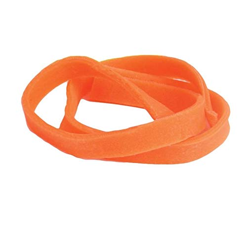 - Fishbites 0089 E-Z Shrimp, 1/2-Inch x 12-Inch, Orange, Long Lasting Bait, 2-Pack