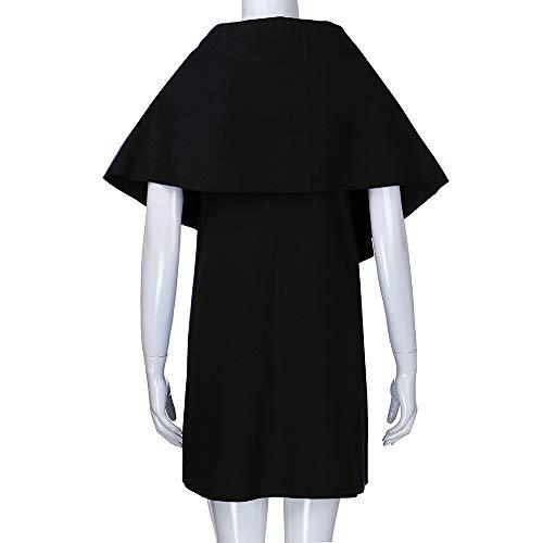 Vintage Fourrure Pullover Reaso Douce Manteau Blouson Veste Femme Gilet Casual Duveteux Hiver Fausse V Fourrure FxzIZx