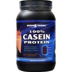 BodyStrong 100% カゼインプロテイン (100% Casein Protein) (バニラ, 2.27kg) B07793CWCP 2.27kg|バニラ  2.27kg