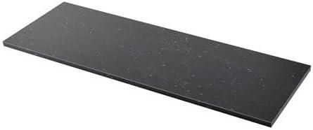 Ikea Saljan Plaque De Travail Noir Marbre 186 X 3 8 Cm Amazon