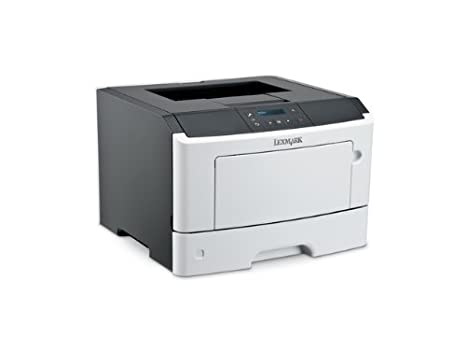 Lexmark MS312dn - Impresora láser, Color Negro y Gris: Amazon.es ...