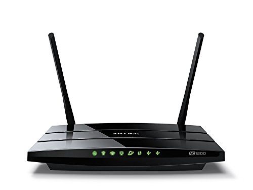 TP-LINK Archer C5 AC1200 Dual Band Wireless AC Gigabit...