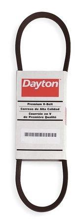 Dayton Rubber - Dayton V-Belt, Cogged, AX27 - 3GWU2