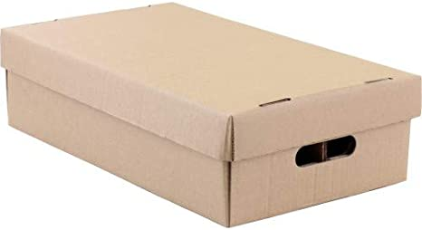 Caja de cartón caja de almacenamiento de CD para 100 – 120 CD s ((cartón): Amazon.es: Instrumentos musicales