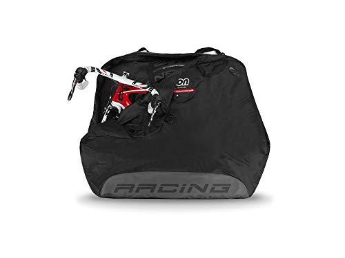 SCICON Travel Plus Racing Cycle Bag, Black, ()