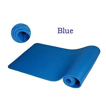 Ollt Yoga Mat Pad Suave Antideslizante Ejercicio Mat Home ...