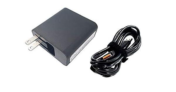 Amazon.com: Cargador para portátil Lenovo Yoga 3 11 3 14 3 ...
