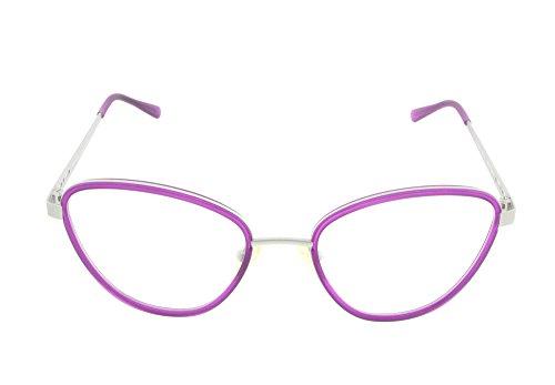 Italia Independent Eyeglasses Purple 529 - Eyeglasses Italia