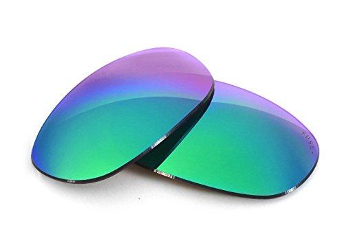 FUSE+ Lenses for Maui Jim MJ-231 Mahi Sapphire Mirror - Jim Mahi