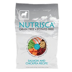 Nutrisca Grain Free Salmon Dry Dog Food 28lb For Sale