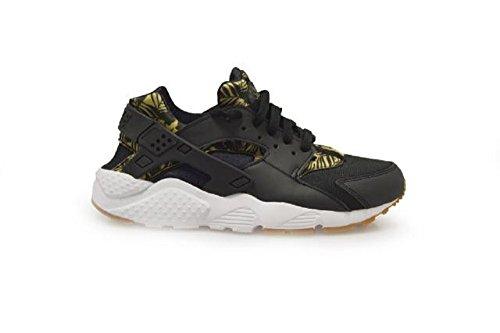 Running Garçon Nike gs Run Noir Huarache Entrainement De Print Chaussures qwY8Ow6