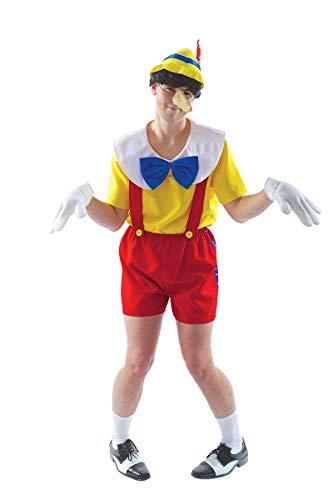 Pinocchio Nose Growing Costumes - Pinocchio