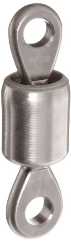 Load Ball (RONSTAN RF78 Grade Stainless Steel 316 Ball Bearing Barrel Style Eye and Eye Swivel, 1-15/16