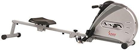 Sunny Health & sf-rw5606Cuerda elástica máquina de Remo de Fitness 4