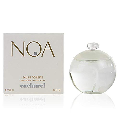 Cacharel Noa Eau de Toilette Splash, 3.4 Ounce