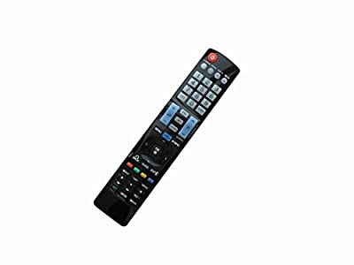 Replacement Remote Control Fit For LG 42LD450 50PJ350-UB 42PJ550 AKB73715623 42LD452C Smart 3D Plasma LCD LED HDTV TV