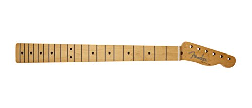 Fender Vintage-Style 50's Telecaster Neck - Maple Fingerboard (Fender Guitar Neck)