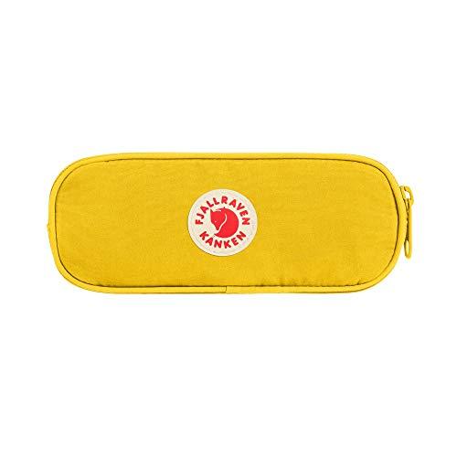 Fjallraven - Kanken Pen and Pencil Case, Warm Yellow