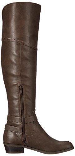 Indigo Rd. Kvinna Anpassade Mode Boot Brun