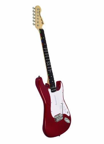 Rock Wireless Fender Wooden Stratocaster Replica