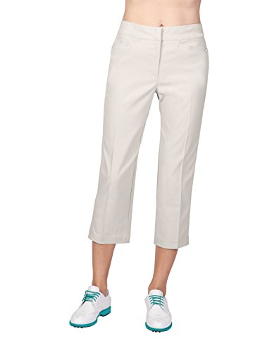 Tail Activewear Women's Classic Capri 8 Chino by Tail
