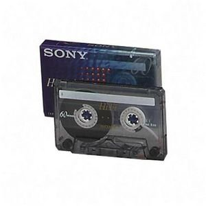 SON10C60HFL - Sony Audio Cassette